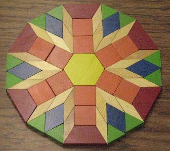 17 Best images about Pattern Block Design Stuff on Pinterest ...