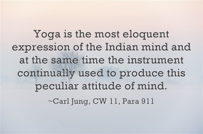 Yoga Is The Most Eloquent Expression Of The Indian Mind And At The