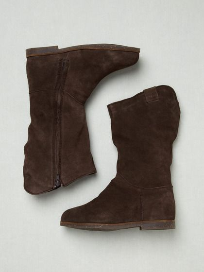 Cross Kids Boot by EMU in chocolate