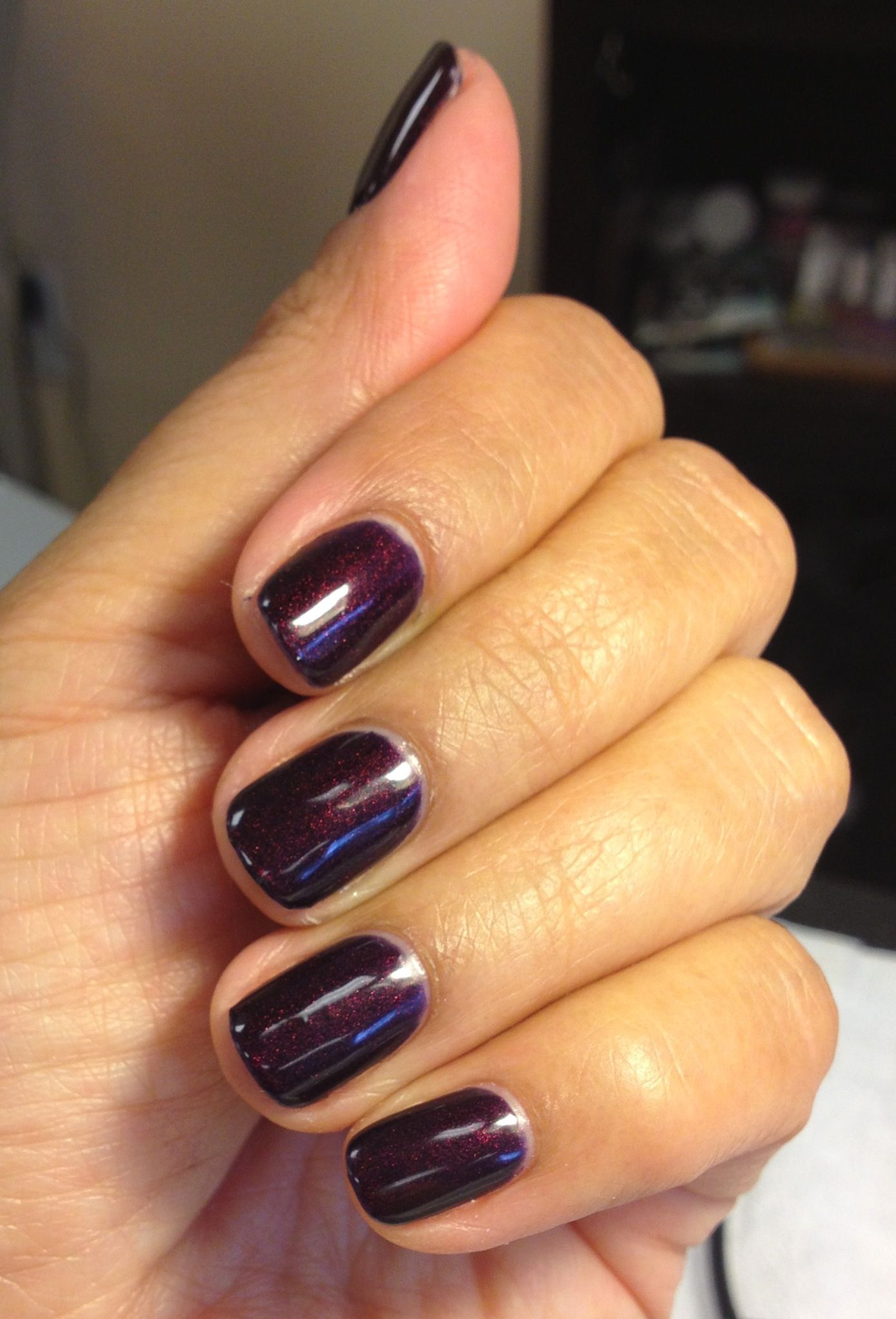 Every Month is Oktoberfest by: OPI Gel | Nail Color Collections ...