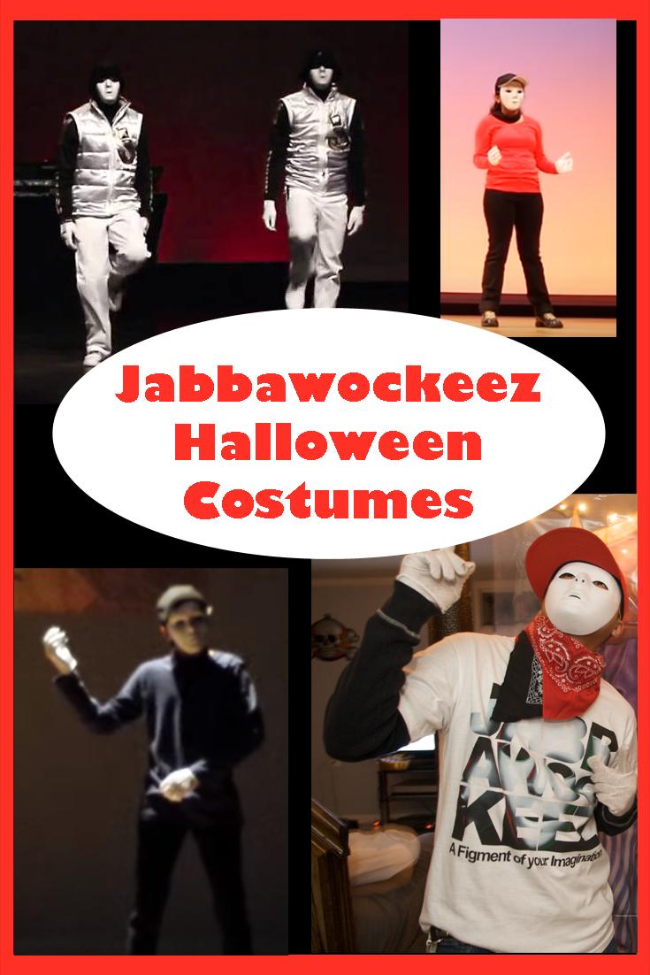 jabbawockeez halloween costume | halloween costumes & decorations