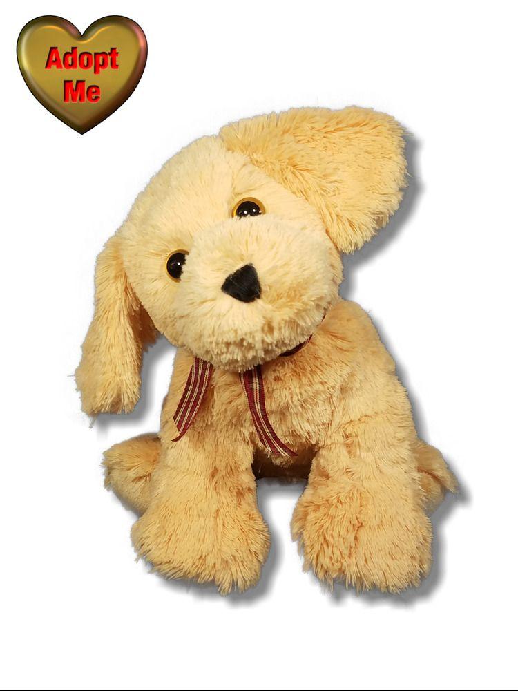 Ty Classic Goldwyn 2009 Stuffed Plush Puppy Dog Golden Retriever