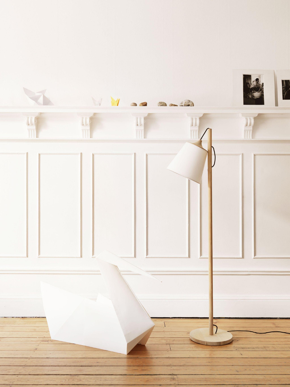 Muuto Www Petrabindel Com Scandinavian Floor Lamps Wood Floor Lamp Floor Lamp
