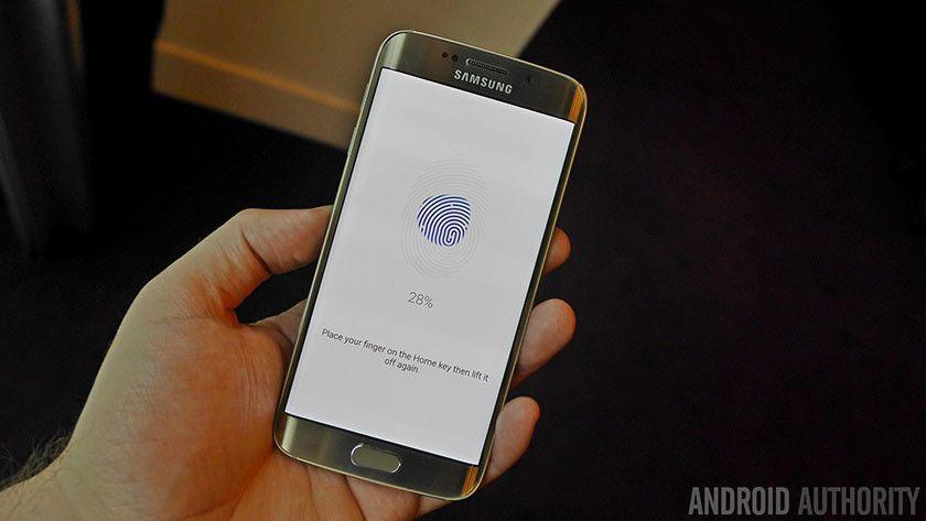 Samsung Pay app receives screenoff fingerprint activation