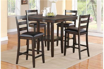 Jameson 5 Piece Counter Set My New Table Set For Adj Redecorating Dining Table Chairs Counter Height Dining Table Counter Height Dining Sets