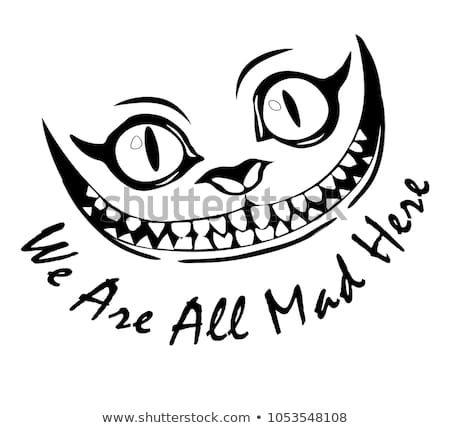 Smile Cheshire Cat Alice in Wonderland | ☆Burn it!☆ | Manos