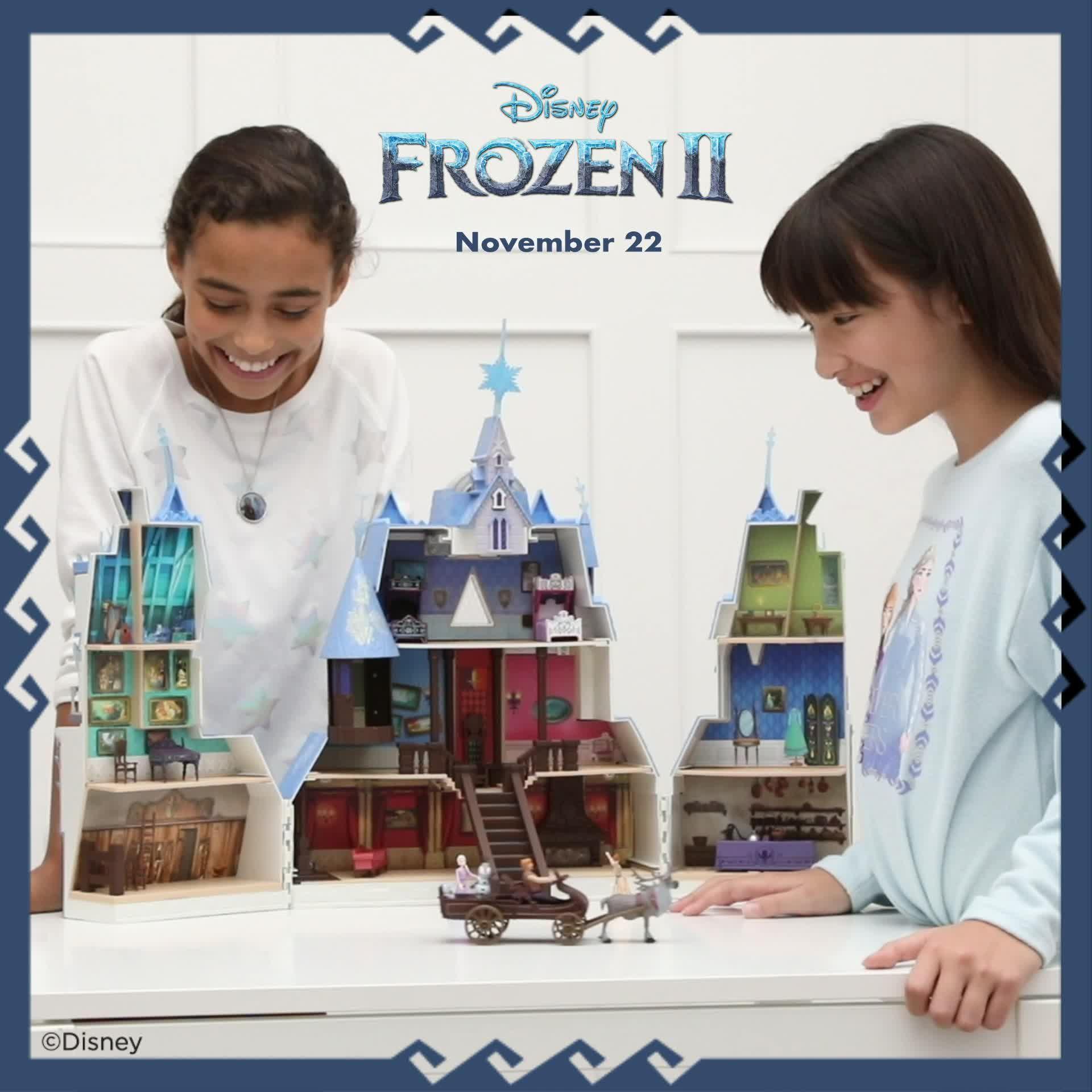 Disney's #Frozen2 Castle Magic PIN 2