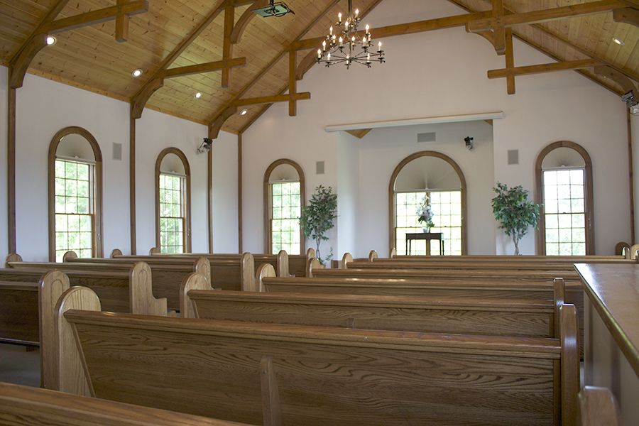 The Chapel At Preserve In Smoky Mountains