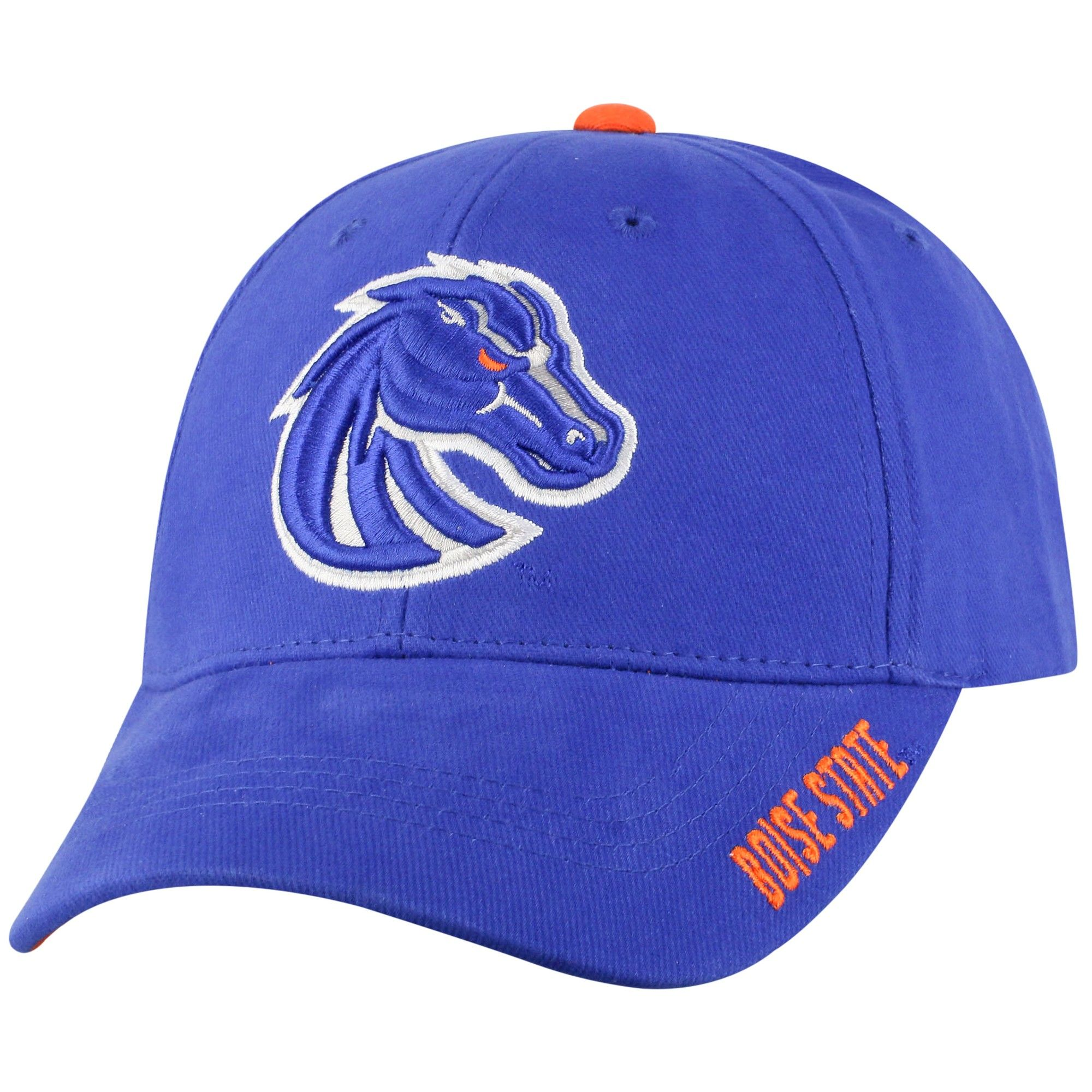 d4b856bcdccf00 NCAA Men's Boise State Broncos Velcro Baseball Hat | Products ...