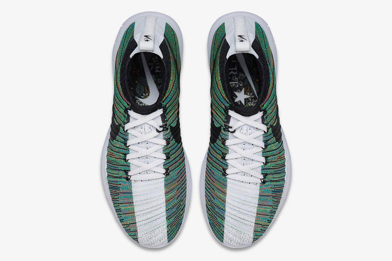 NikeLab & Riccardo Tisci Drop New Multicolor Flyknit