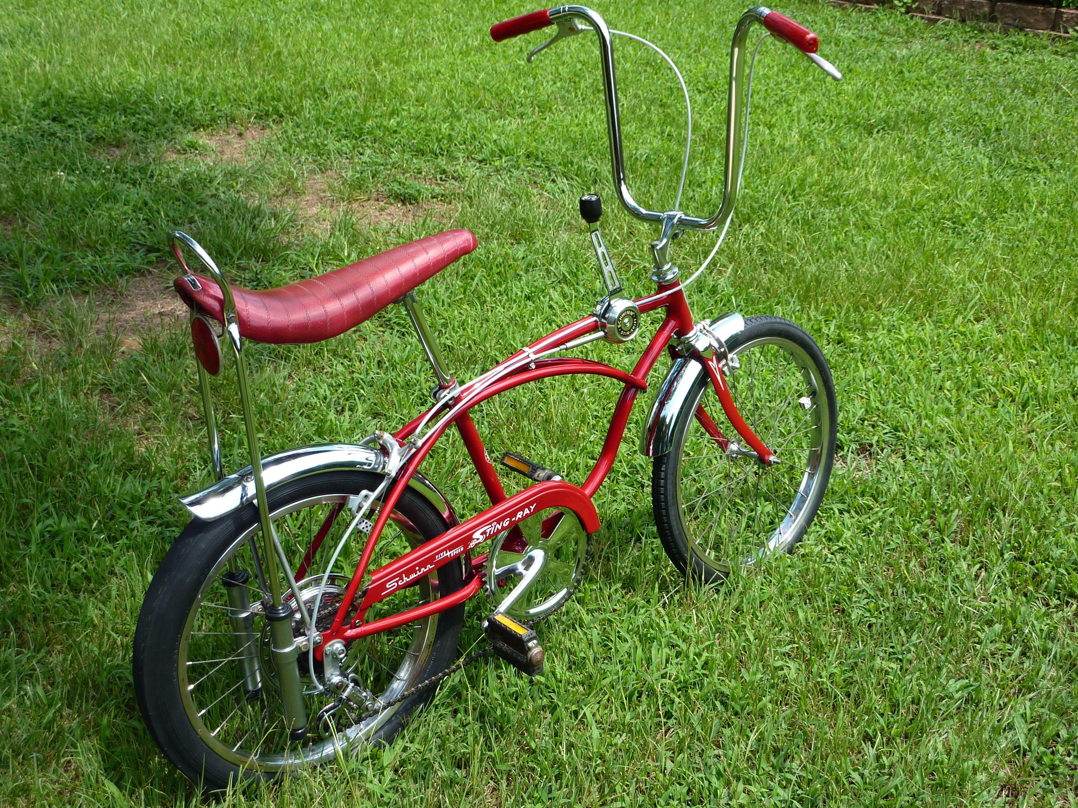 10c5f210e19 1975 Schwinn Stingray memories 101   keepitG   Vintage bikes ...