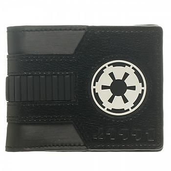 Star Wars Bifold Wallet - Galactic Empire Black
