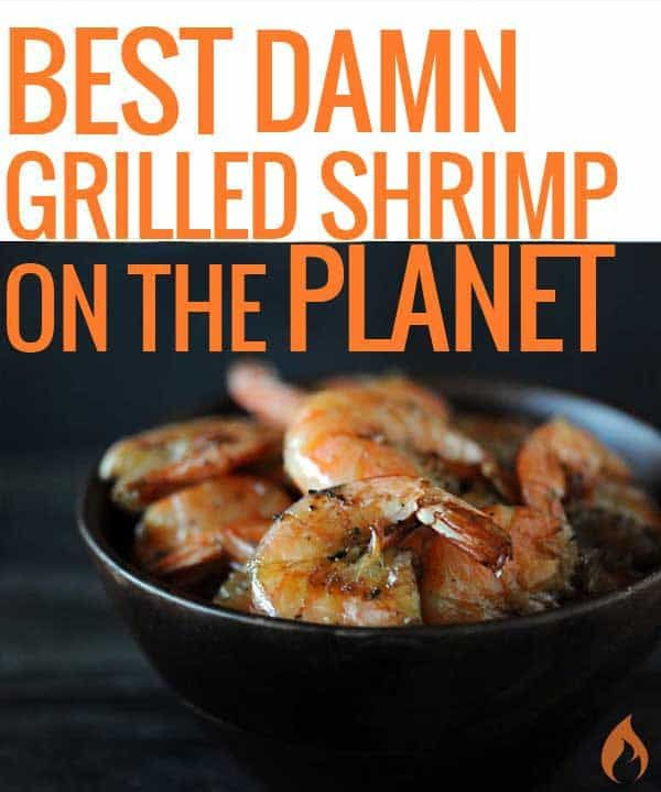 Best Damn Grilled Shrimp on the Planet | Girls Can Grill