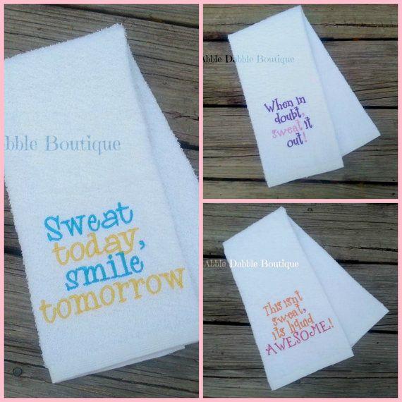 BUY 3 Gym Towel SPECIAL DEAL, Sweat Towel, Gym Towel