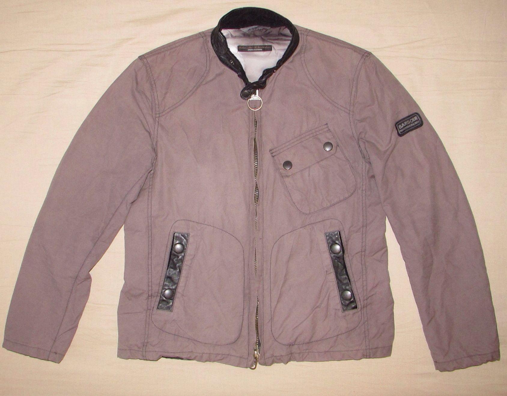 51. Barbour International Steve McQueen Greenham Jacket