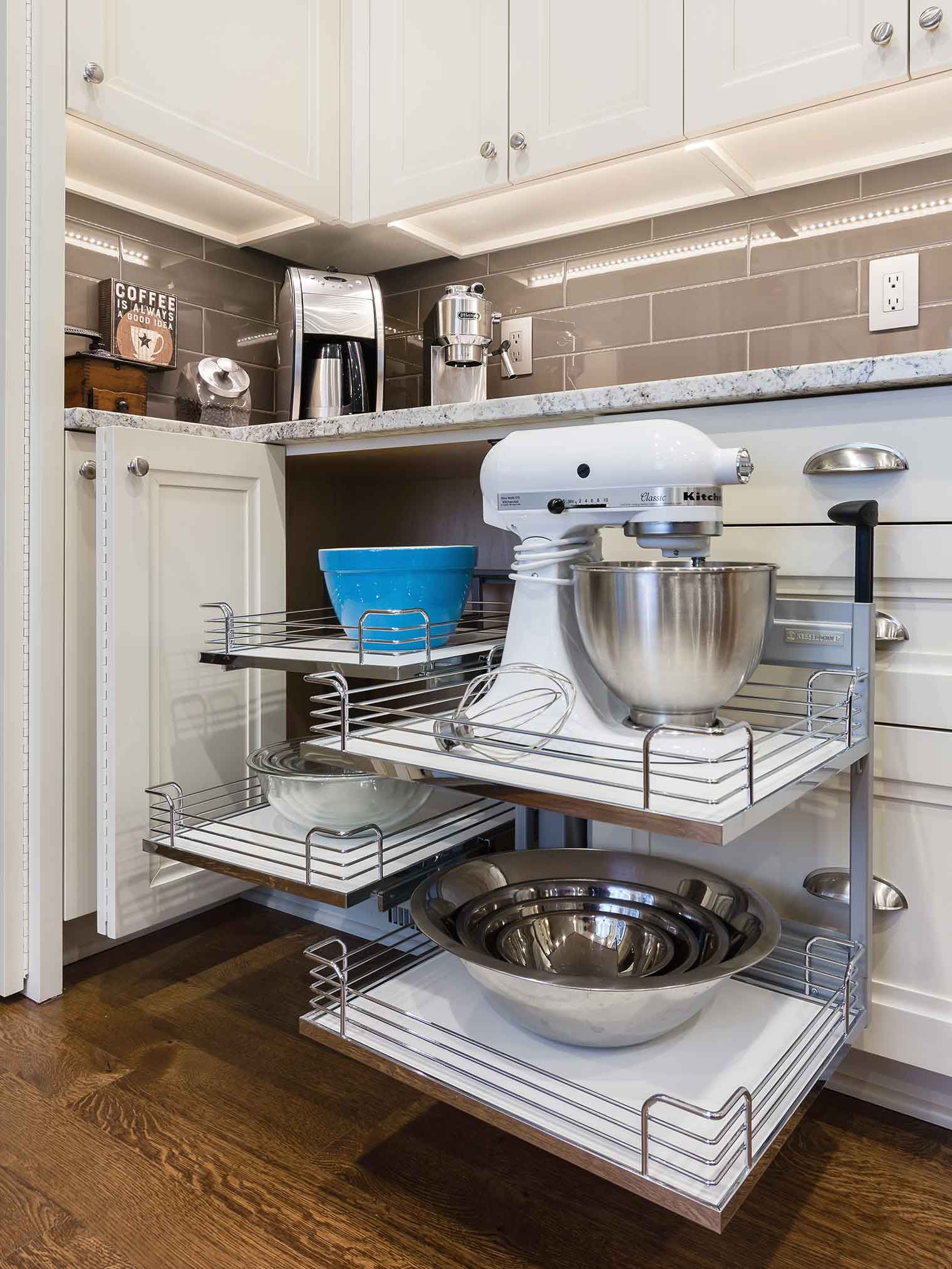 Hidden Treasures And Features More From The Spectacular Kitchen Project Silent Rivers Design Build Custom Homes Remodeling Des Moines Kitchen Cabinet Remodel Interior Design Kitchen Corner Kitchen Cabinet