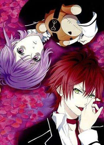 Diabolik lovers Kanato x Ayato | diabolic lovers | Diabolik