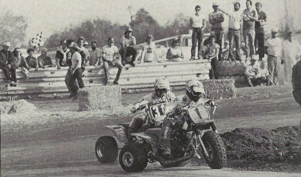 200r vintage racing american racing trike