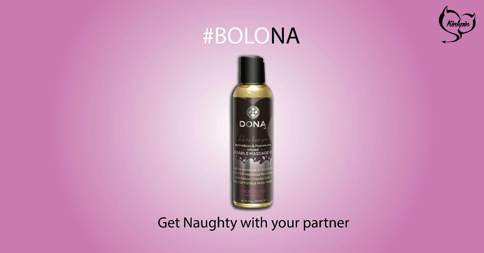 arousing massage oil