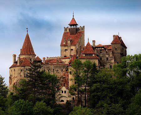Castillo De Bran Rumania Eturismo Viajes Castillo De Bran Brasov Castillos