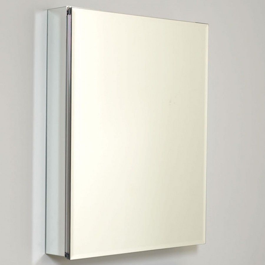 Zenith Designer Series 20 Premium Frameless Swing Door Medicine