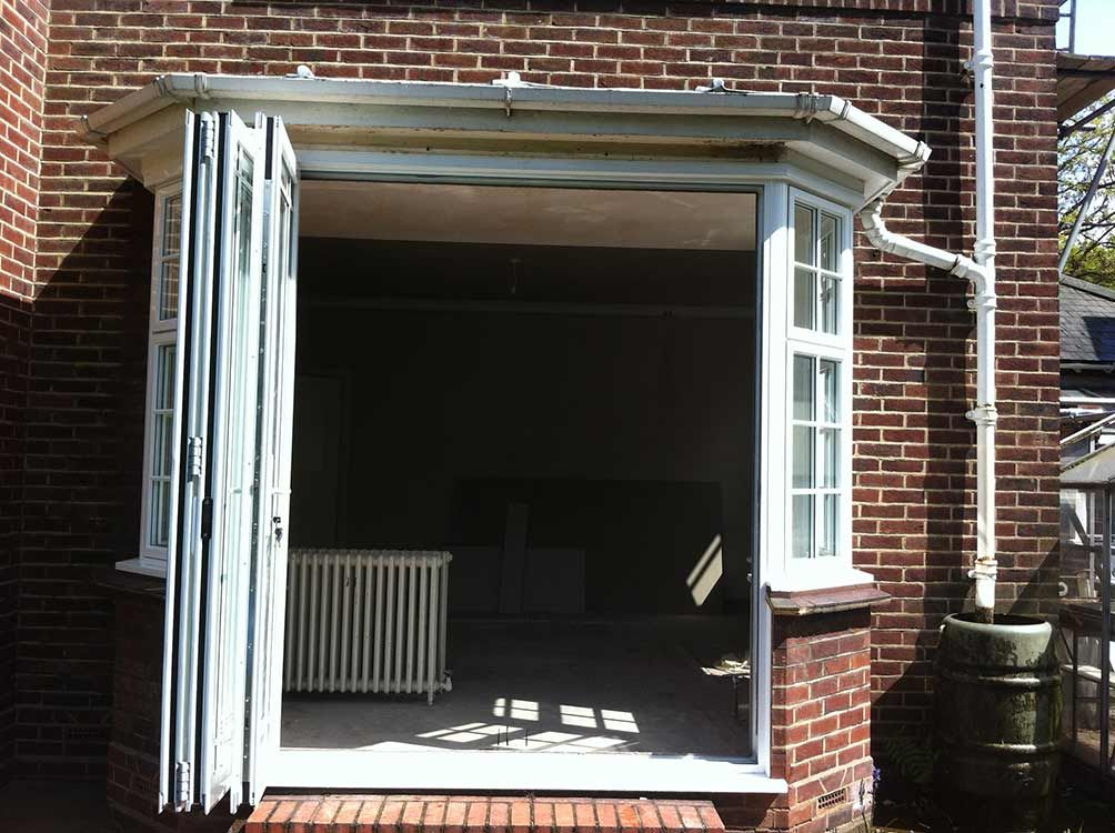 Bifold Doors Open In Bayg 1004750 Ideas For The House