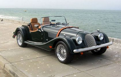 The Morgan LIFEcar (LIghtweight Fuel Efficient Car) was originally a fuel cell-p…