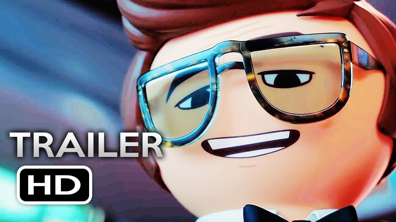 Playmobil The Movie Official Trailer 2 2019 Animated Movie Hd Youtube Animated Movies Free Trailer Playmobil