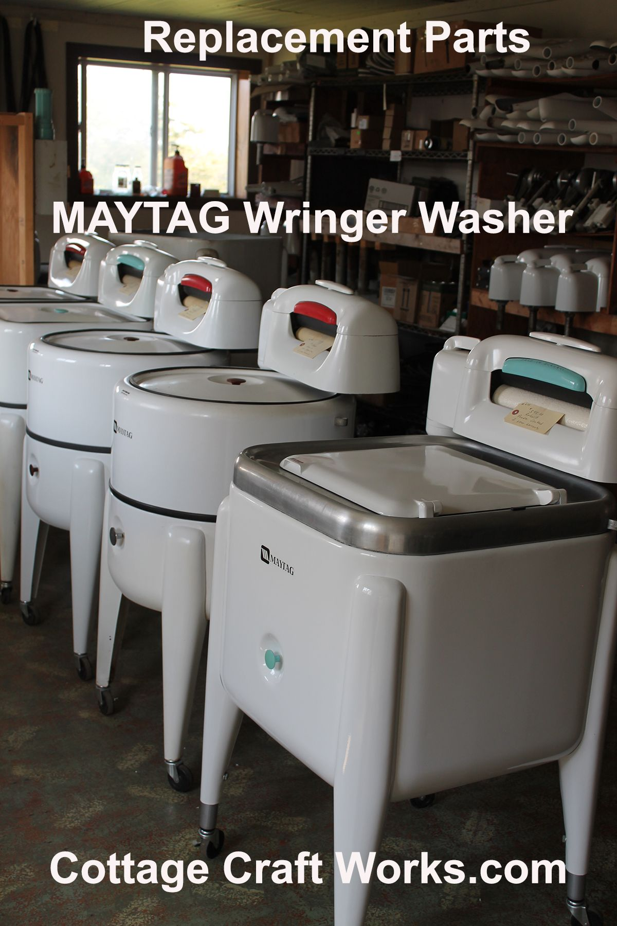 Vintage Maytag Wringer Washer Replacement Parts We now carry