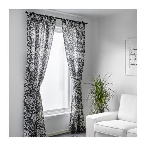 kungslilja 2 gardinen raffhalter ikea ikea merkliste ikea raffhalter und gardinen. Black Bedroom Furniture Sets. Home Design Ideas