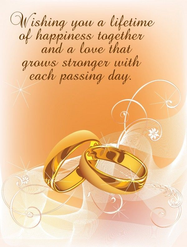 Wedding Congratulations Quotes Amp Sayings Wishes Messages Easyday