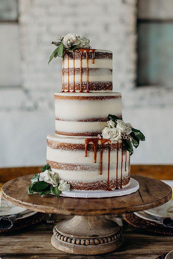 17 Gorgeous Fall Wedding Cakes in 2020   Publix wedding cake, Beautiful wedding cakes, Romantic
