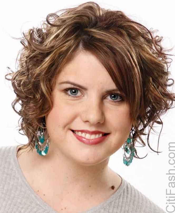 Hairstyles For Fat Round Face With Double Chin 2016 Hair Ideas