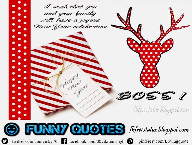 New Year Wishes Messages For Boss And New Year Wishes Images. Christmas  MessagesChristmas QuotesNew ...