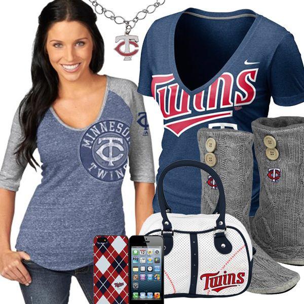 buy online 5fe0e 04f2c Cute Minnesota Twins Fan Gear   Minnesota Twins Fashion ...