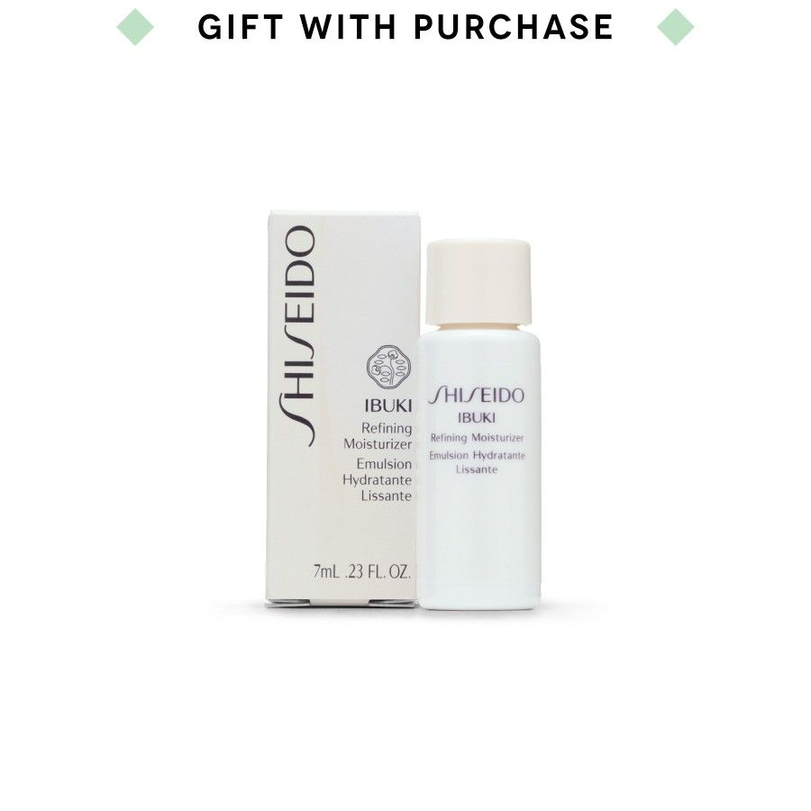 Purchase Any Shiseido Ultimune Power Infusing Concentrate Get A Free Ibuki Refining Moisturizer Span Class Price 0 00 Span Moisturizer Shiseido Birchbox