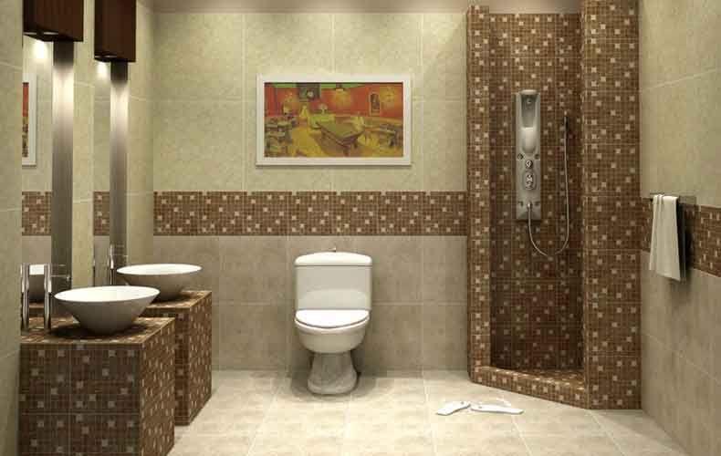 Mosaik Badezimmer Designs Mosaik-Badezimmer-Designs keineswegs zu ...