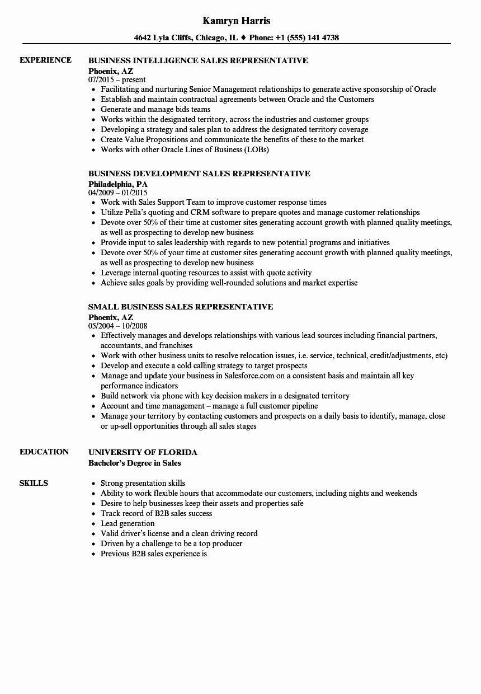 Sales Representative Page1 Sales Resume Examples Free Resume Samples Resume Objective Examples