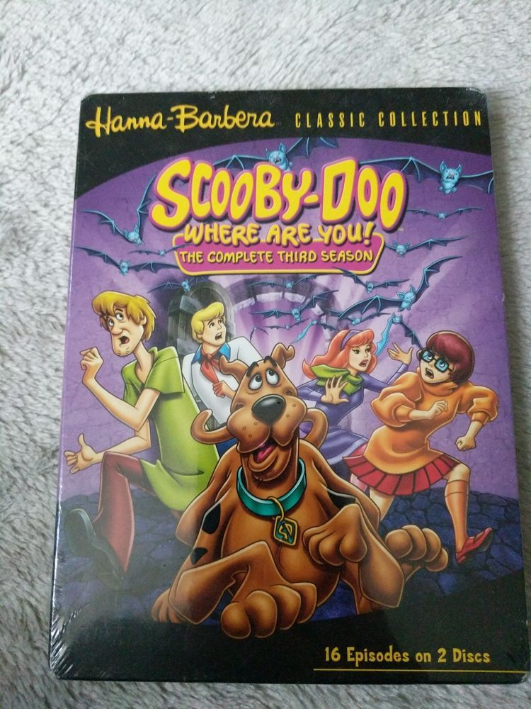Brand new and sealed ebay the scooby doo show scooby