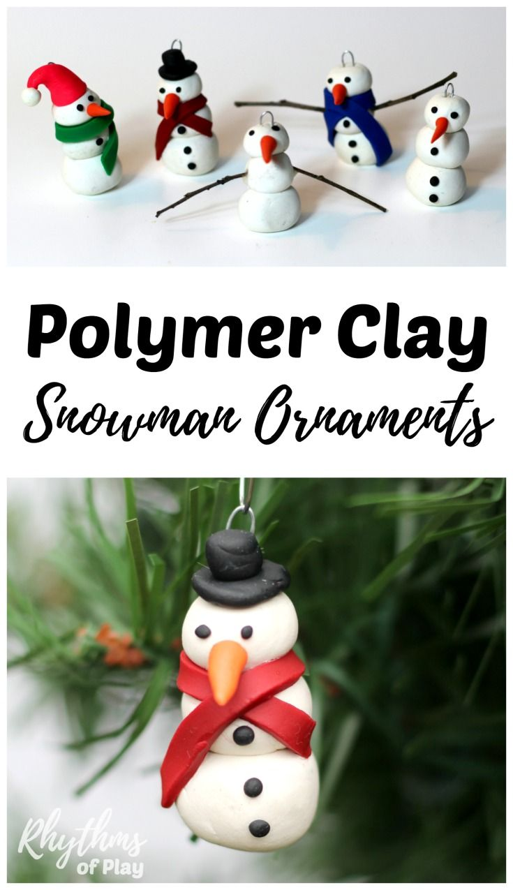 Diy Snowman Ornaments Rhythms Of Play Diy Snowman Ornaments Snowman Ornaments Unicorn Ornaments