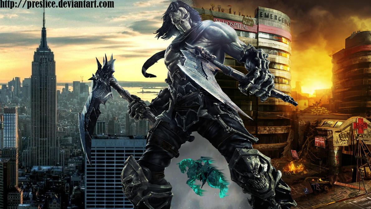 27 best Darksiders Game Art images on Pinterest | Darksiders game ...