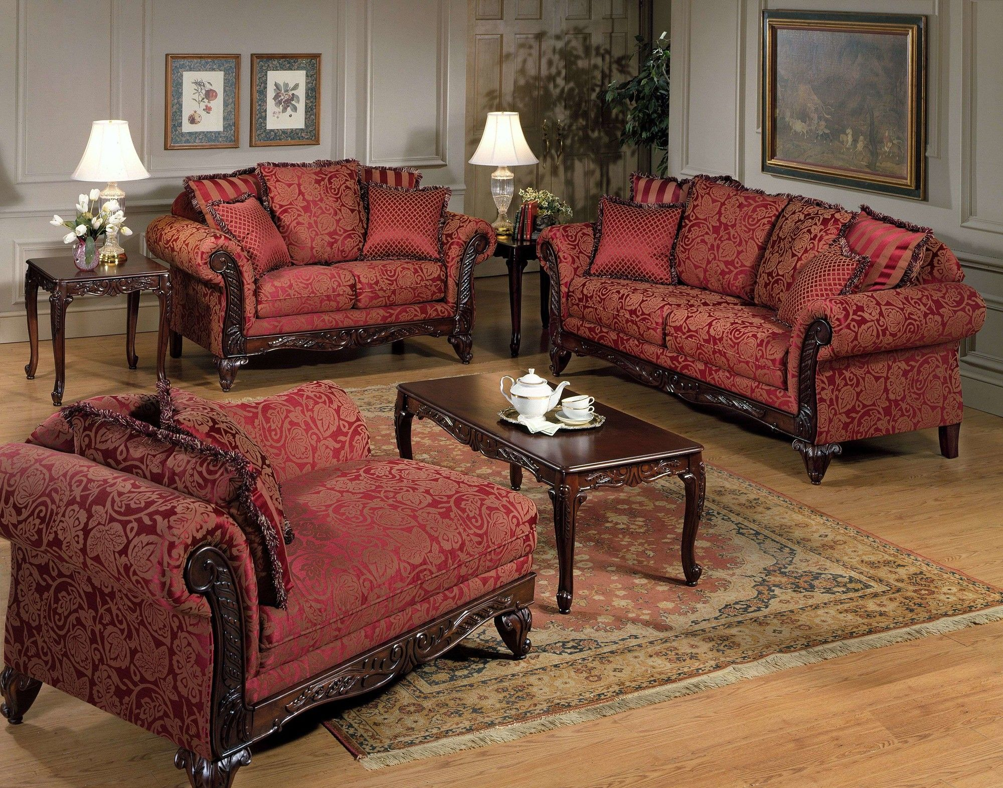 Antike Sofas Living Serta Upholstery Living Room Collection Reviews Wayfair