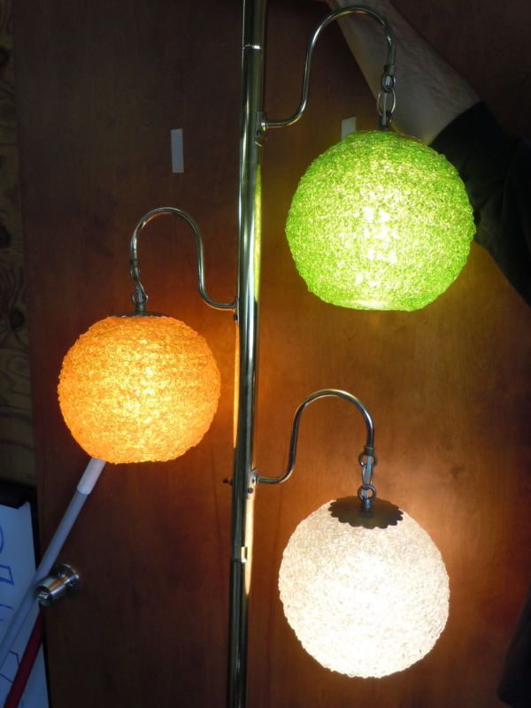 Iconic Tension Pole Lamp Mcm Design Elements Pole