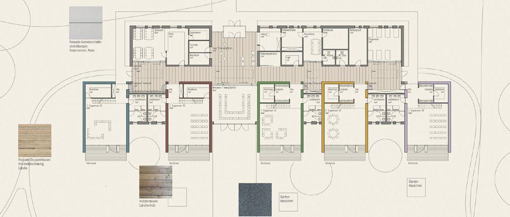Projekte Wettbewerbe JEBENS SCHOOF ARCHITEKTEN