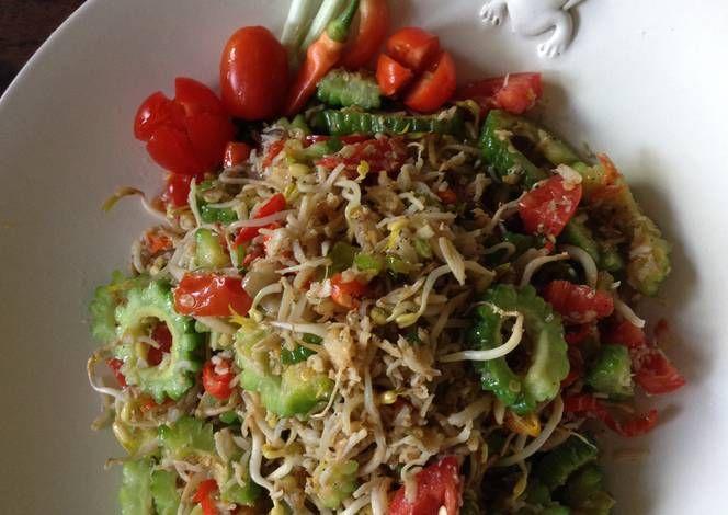 Resep Oseng Oseng Pedas Pare Teri Medan Oleh Y Utomo Resep Resep Masakan Cina Resep Masakan Masakan