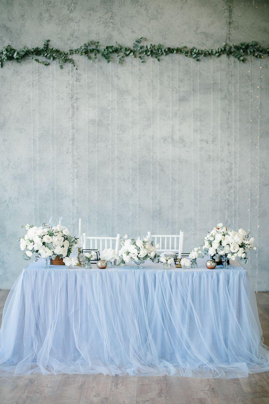 Стол молодоженов в лофте | Жемчужная свадьба | Pinterest | Wedding ...
