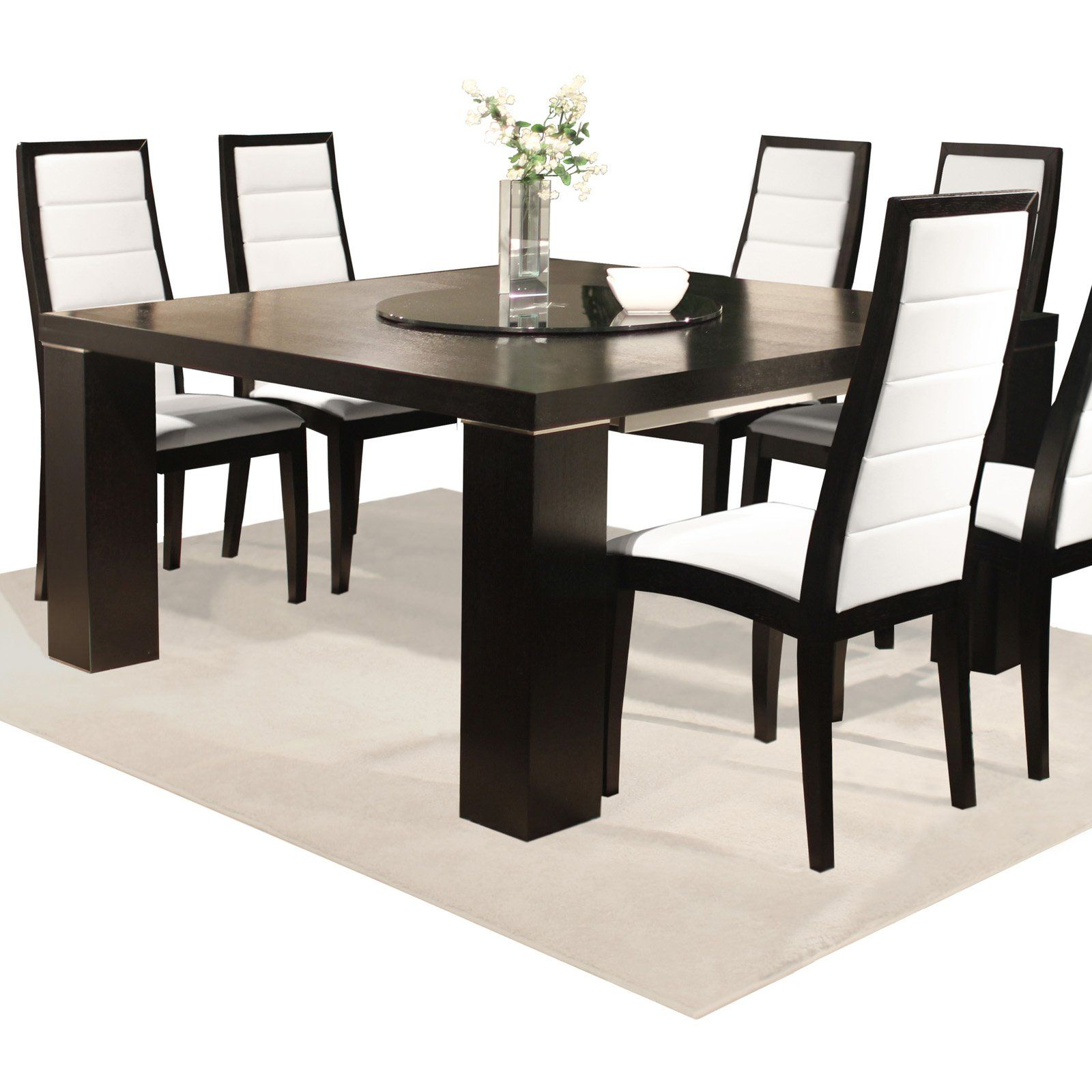 Jordan Square Extension Dining Table Wenge Whether You Have A