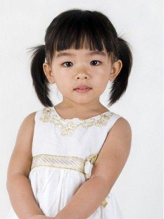 Japanese naked asian toddler girl