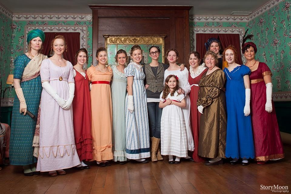 Undressing the Historical Lady: Costume Consultation for Locust Grove