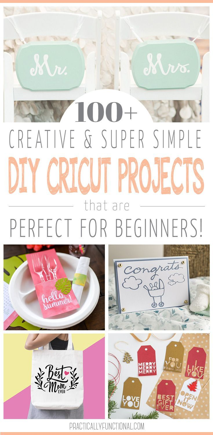 What Kinds Of Crafts & DIY Projects Can I Make With My Cricut Machine?